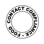 Certified Food Safe Food Contact Compliance Logo