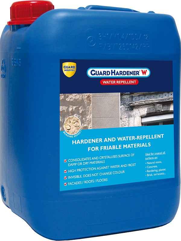 concrete hardener